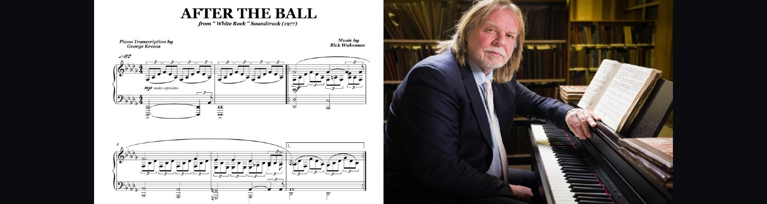 Rick Wakeman (After The Ball)