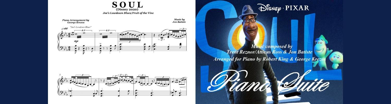 Soul (Piano Suite)